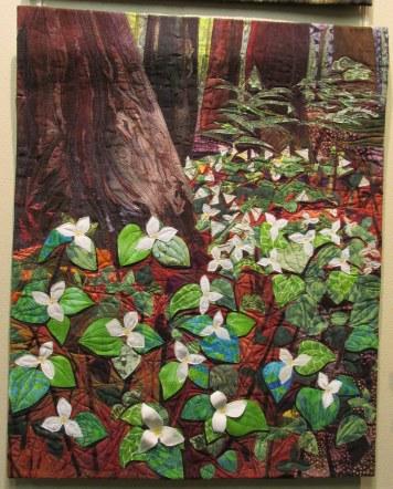 Woodland Sanctuary by Jan B. Gavin, Maryland